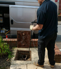 Drain clearance in Twickenham and TW2